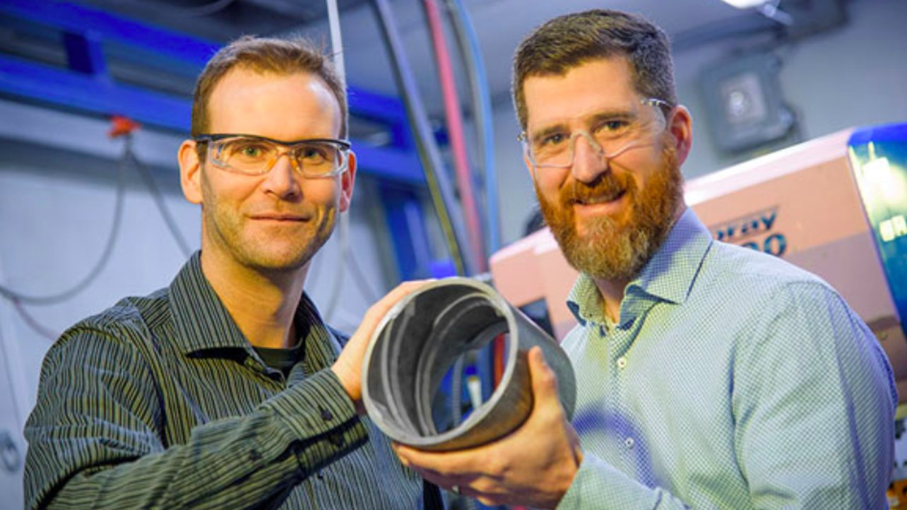 Featured image of Researchers Create Permanent Magnets with Cold Spray Additive Manufacturing