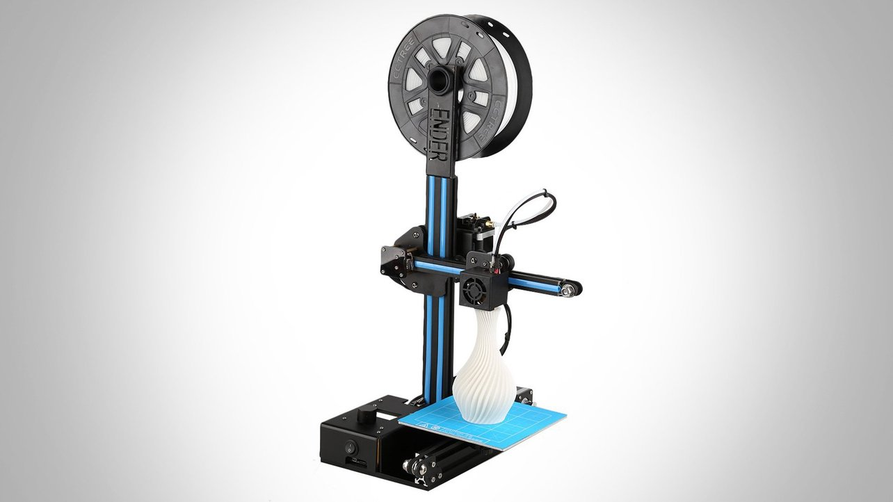 Featured image of Creality Ender 2: Review the Specs