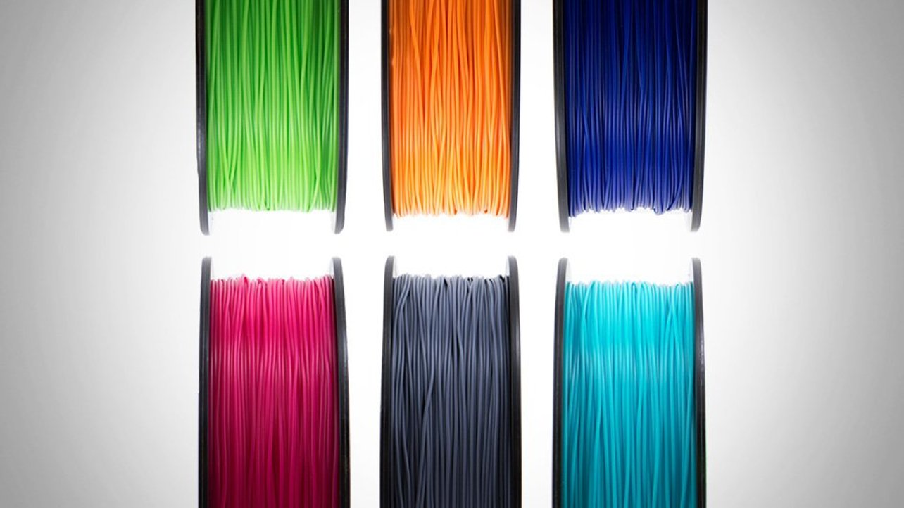 Featured image of [FLASH DEAL] New Matter Filament, 63 -75% Off at $7.49
