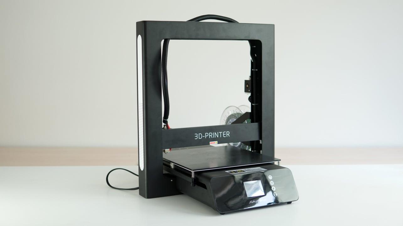Image de l'en-tête de Imprimante 3D JGAurora A5 – Les points-clés