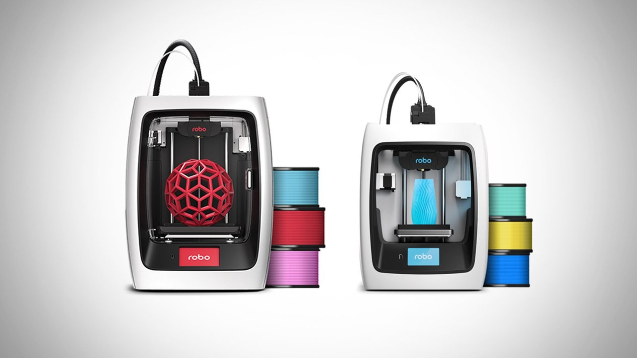Featured image of [DEAL] Robo R2 & C2 3D Printer Easter Bundles – $100+ Worth of Filament Included Free