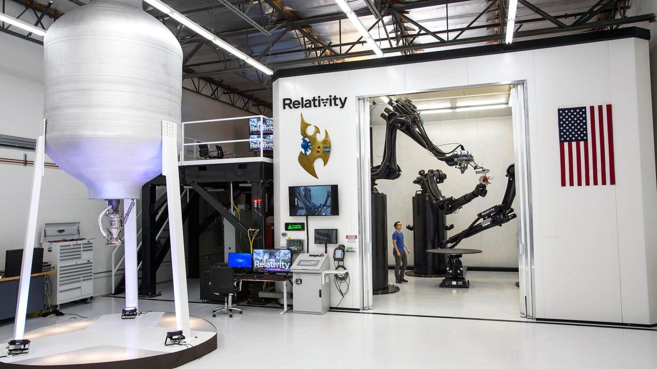 Featured image of Relativity Space Raises $35 Million to Get 3D Printed Rockets Off the Launchpad