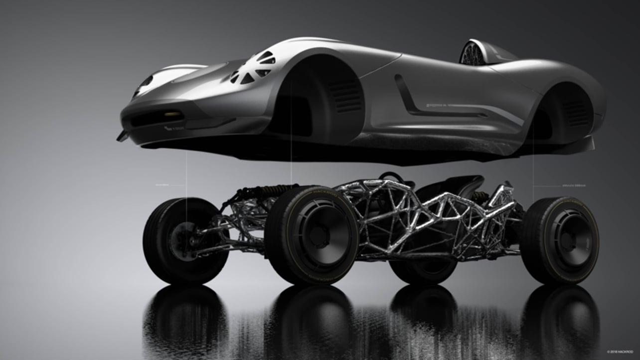 Featured image of La Bandita: Hackrod and Siemens Partner to Develop Self-Designing Car