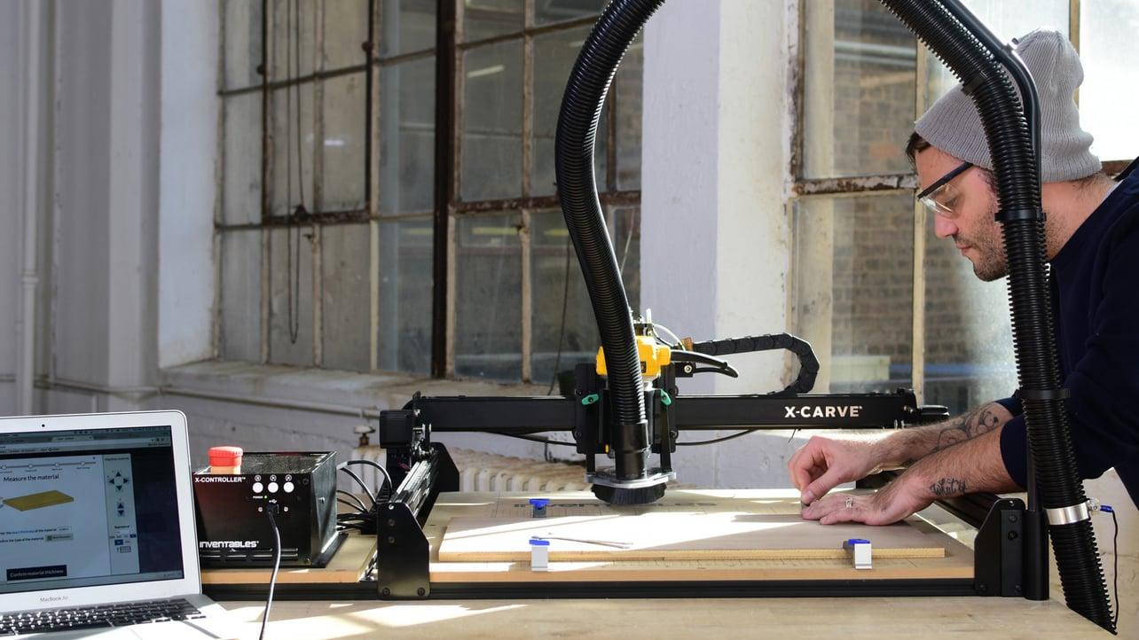 Featured image of 2020 Best DIY CNC Router Kits & Desktop CNC Machines