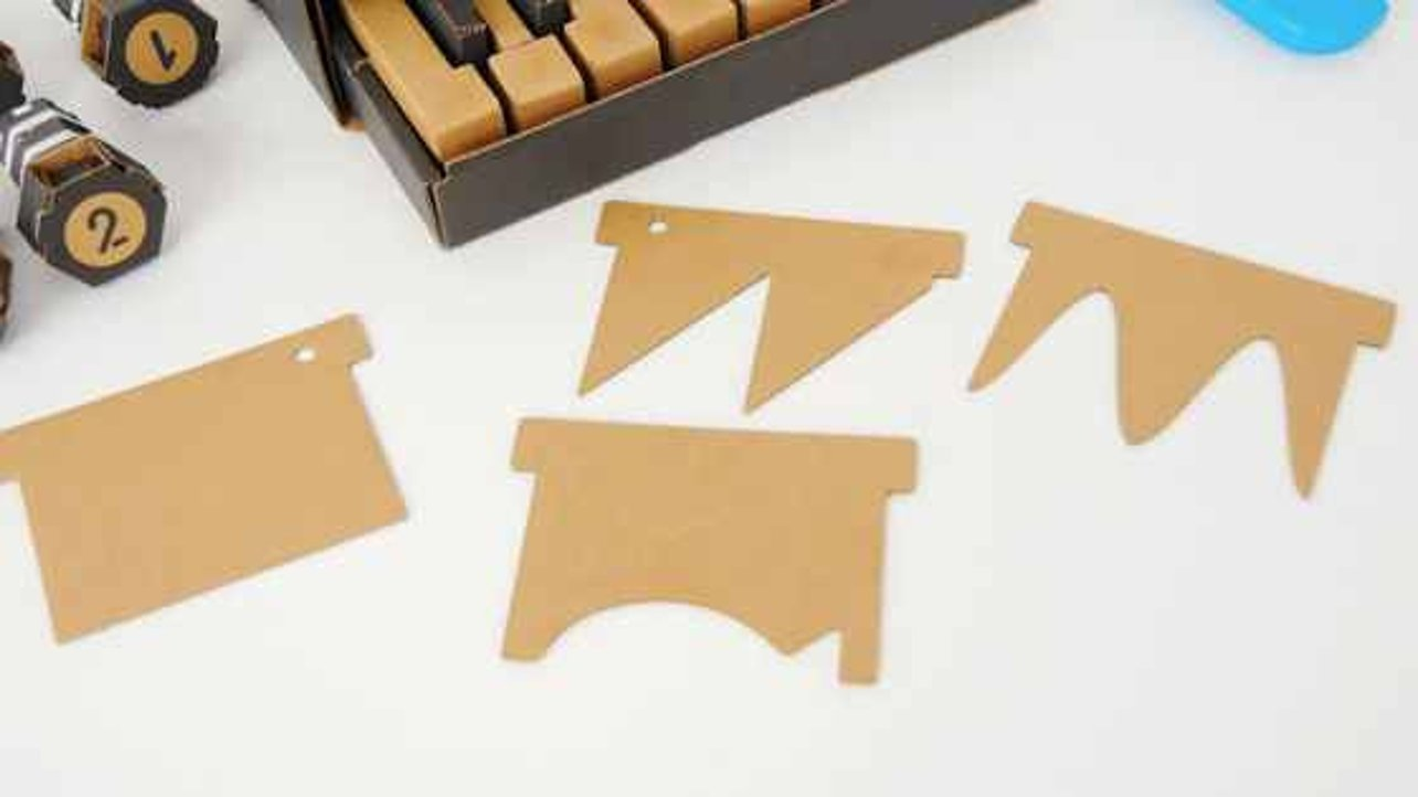 Featured image of Blogger Reverse Engineers Nintendo Labo Waveform Cards with 3D Printing