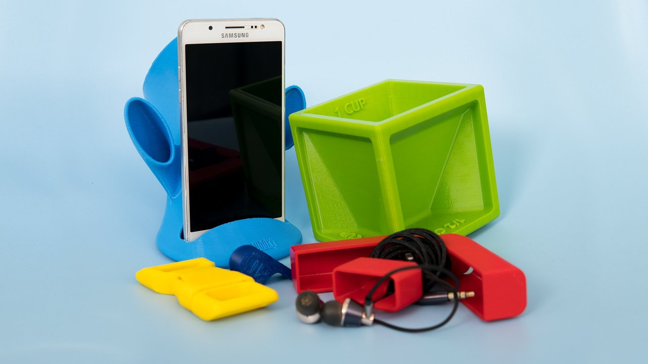 Making Cool Gadgets with 3D Printing
