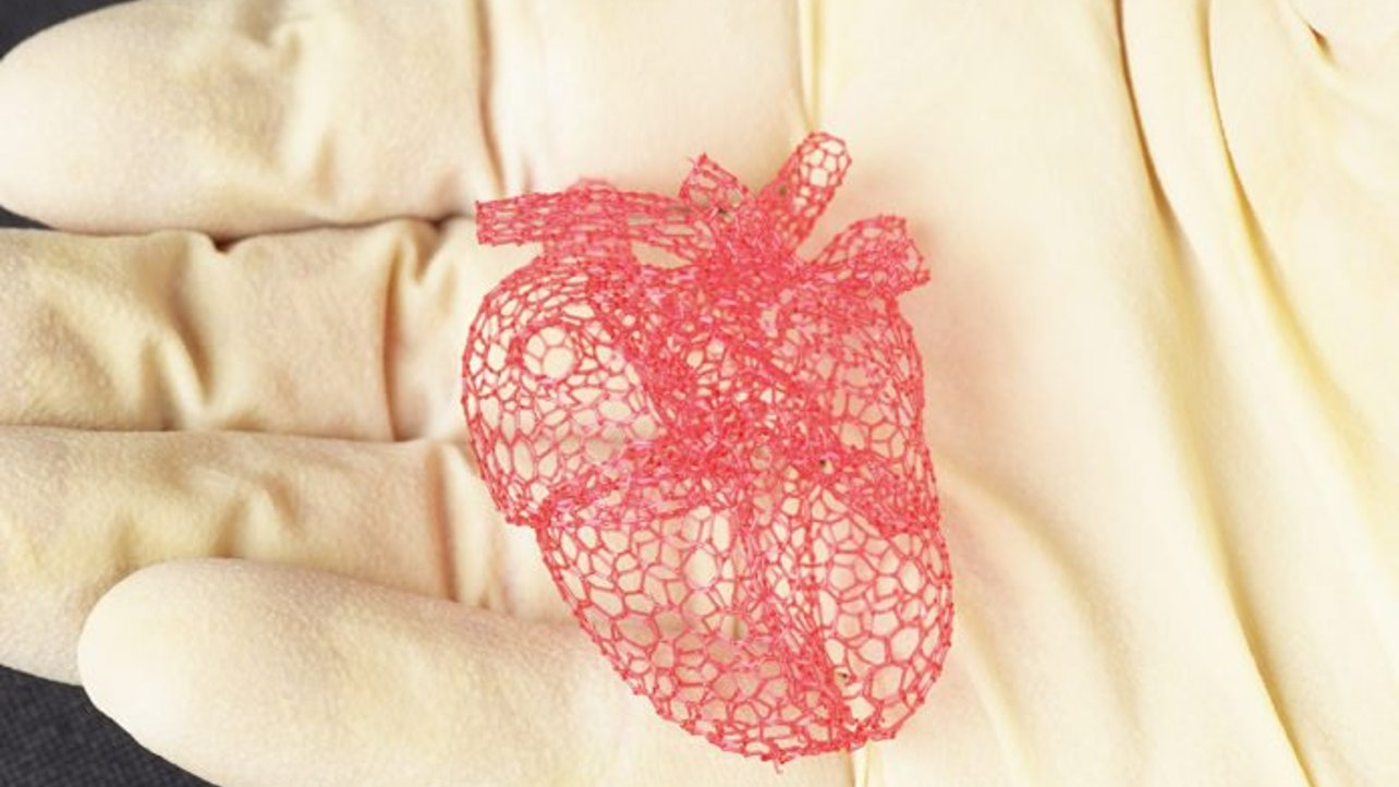 Featured image of Engineers Develop 3D Printing Method That Produces Tissue Scaffolding From Sugar