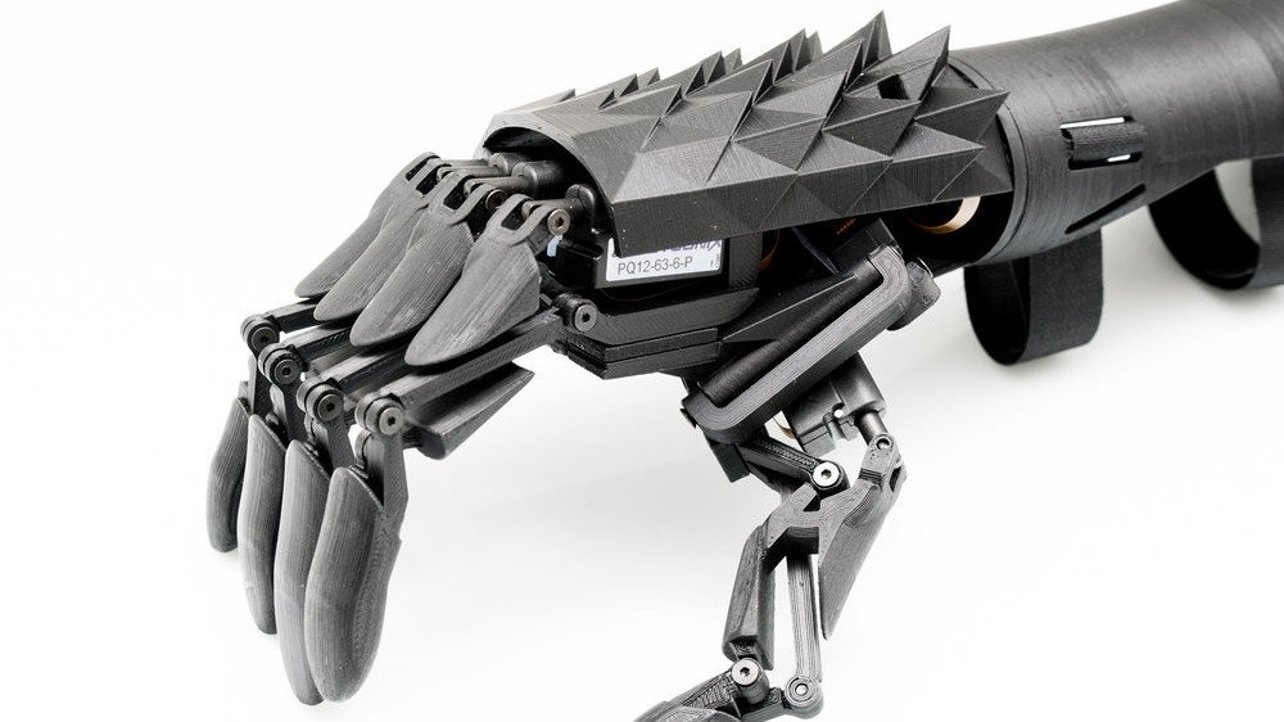 Featured image of Youbionic entwickelt neue Version ihrer 3D gedruckten bionischen Hand