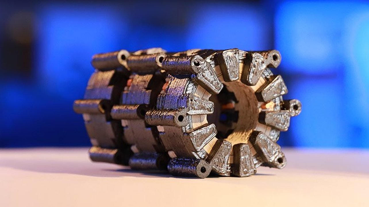 Featured image of This Fully 3D Printed Electric Motor is a World First