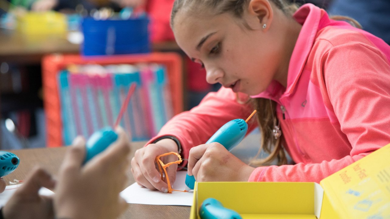 Featured image of 3Doodler Debuts Educational Kits for Schools