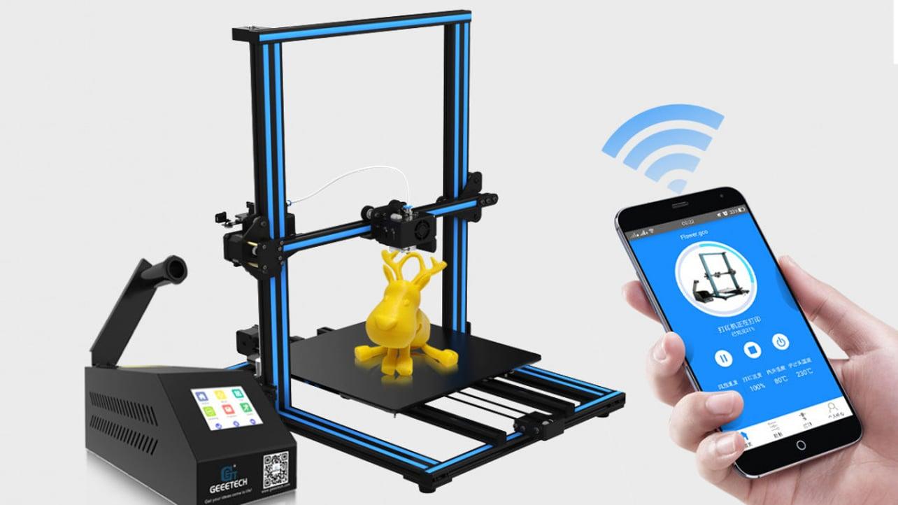 Featured image of Geeetech A30 3D-Drucker-Test: Blick auf die Specs