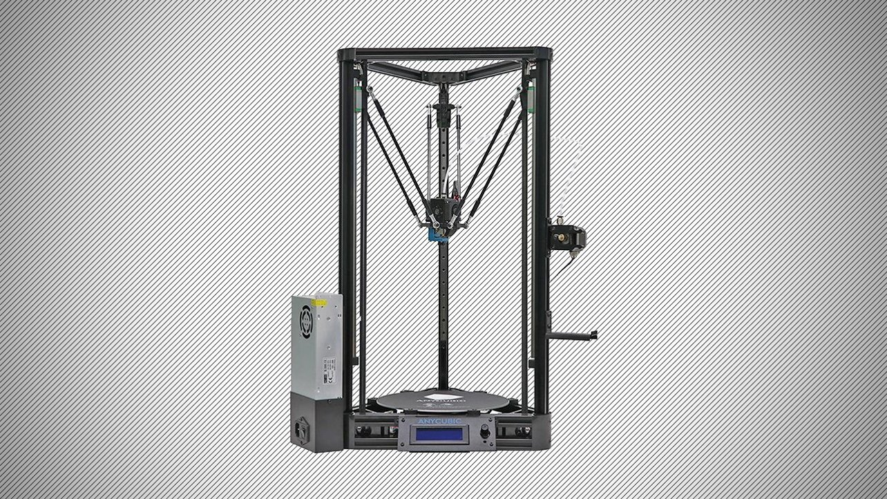 Featured image of Anycubic Kossel Linear Plus: Review the Specs