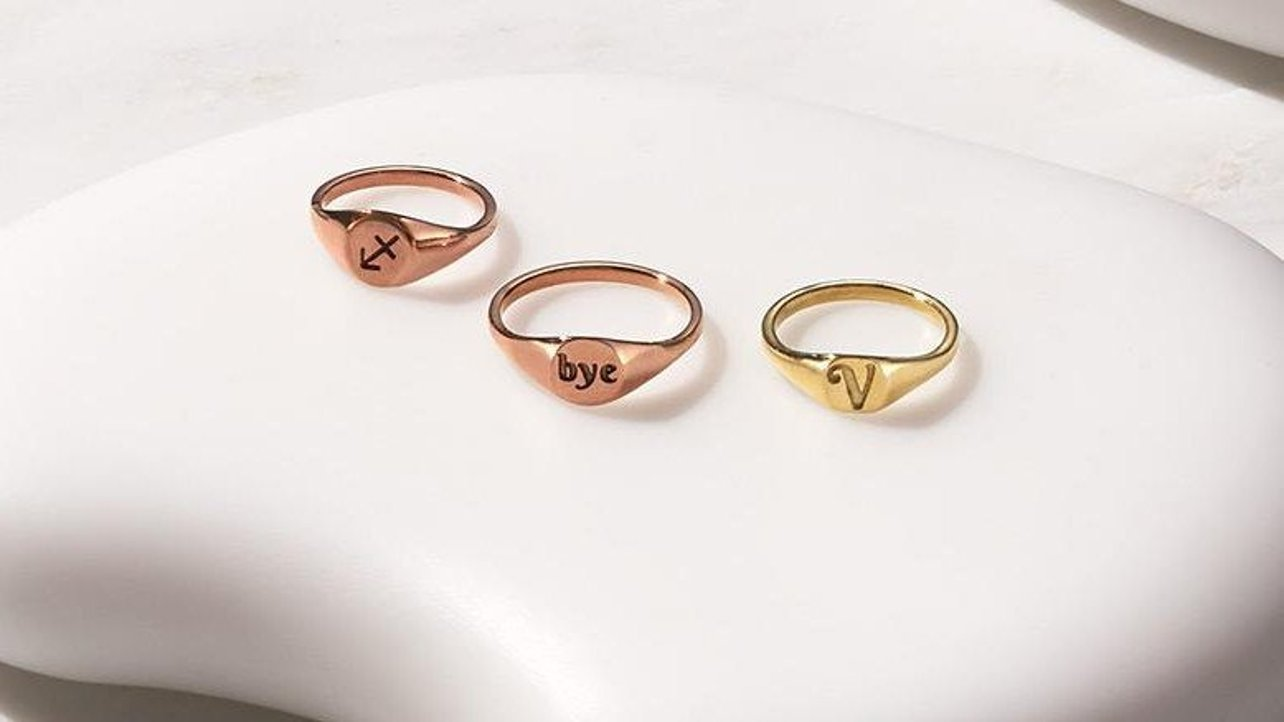 Featured image of Shapeways Launches Customizable 3D Printed Jewelry Collection