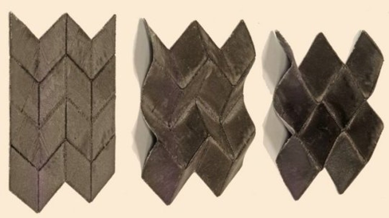 Featured image of MIT Researchers Develop Magnetic 3D Printed Structures which Crawl, Roll, and Jump