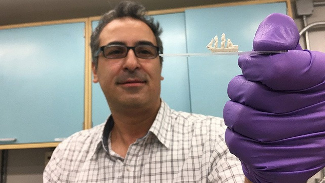 Featured image of Purdue Researchers 3D Print Cookie Dough, Clay and Solid Rocket Fuel