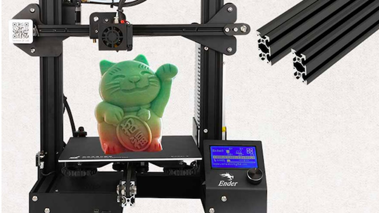 Featured image of Creality's Ender 3 3D Printer is Now Fully Open Source