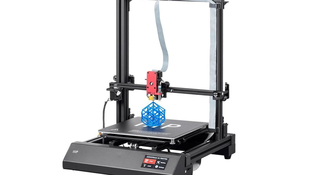 Featured image of Monoprice Maker Pro Mk.1: Review the Specs