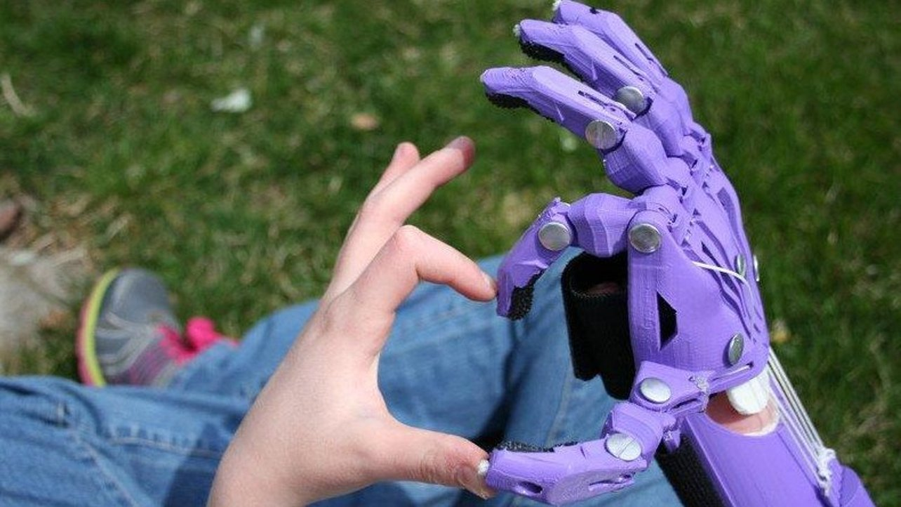 Featured image of All3DP's Content Academy Lends Helping Hand to e-NABLE (And You Can Too!)