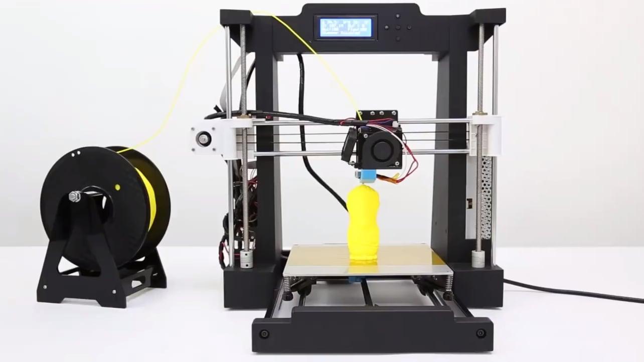 Image de l'en-tête de Imprimante 3D Anet A8 : la version 2019 enfin dévoilée!