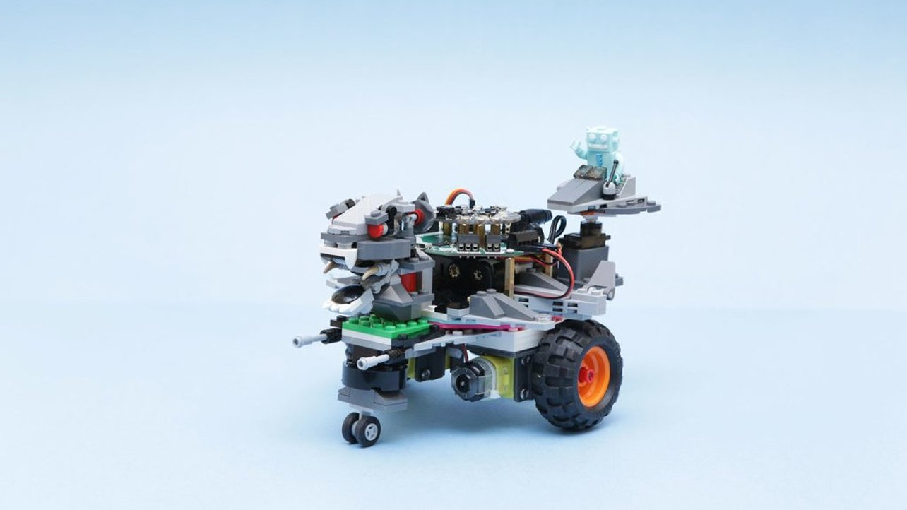 Featured image of [Project] Lego Rover