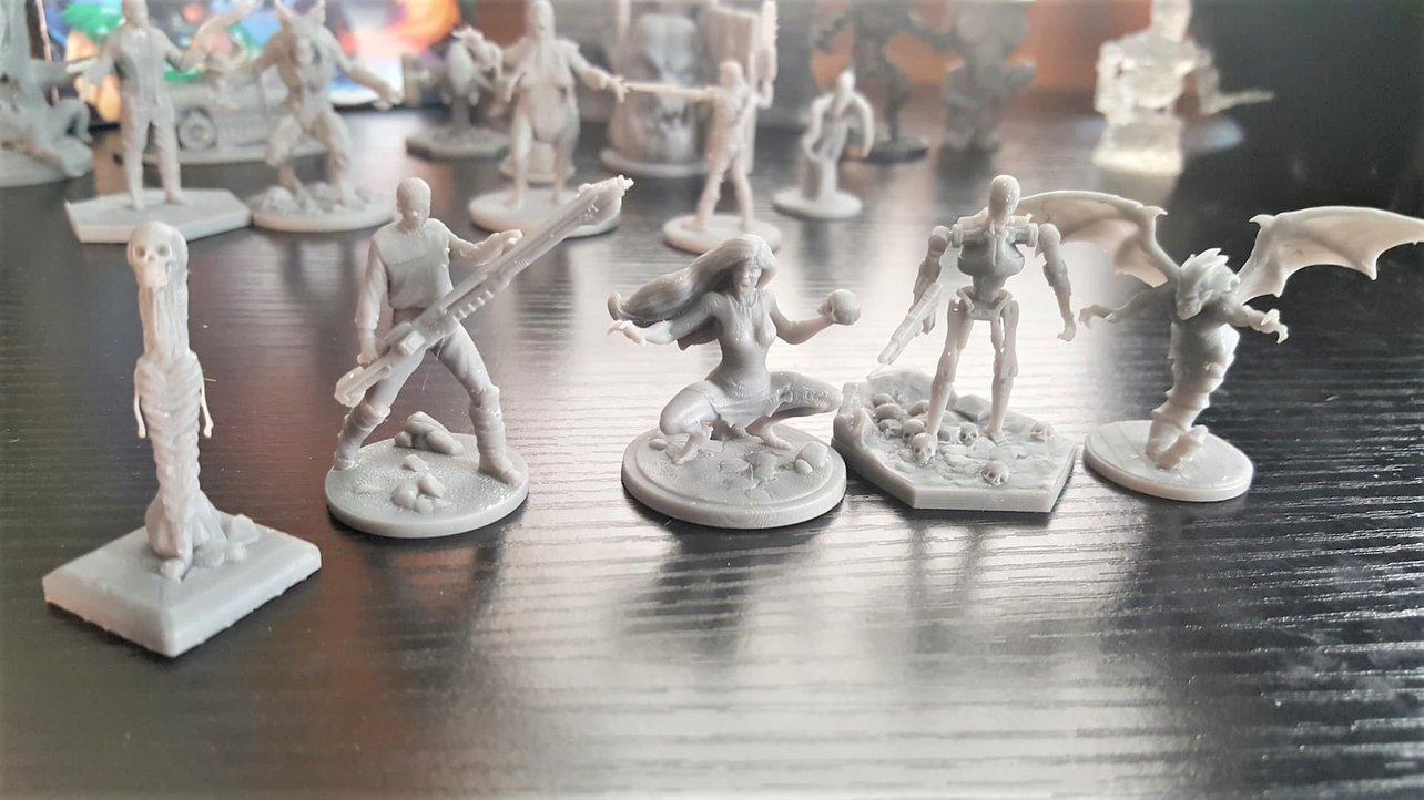 Featured image of 3D Printer for Miniatures: All You Need to Know