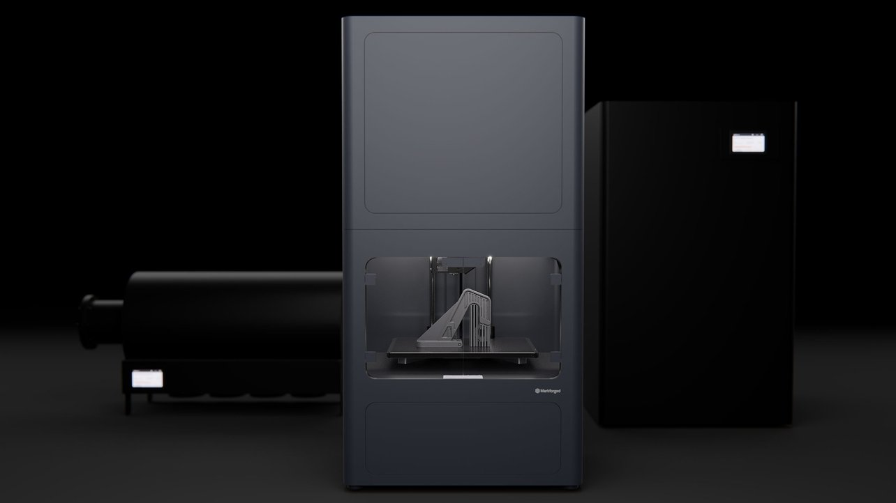 Featured image of Markforged Metal X: Review the Specs & Use Cases
