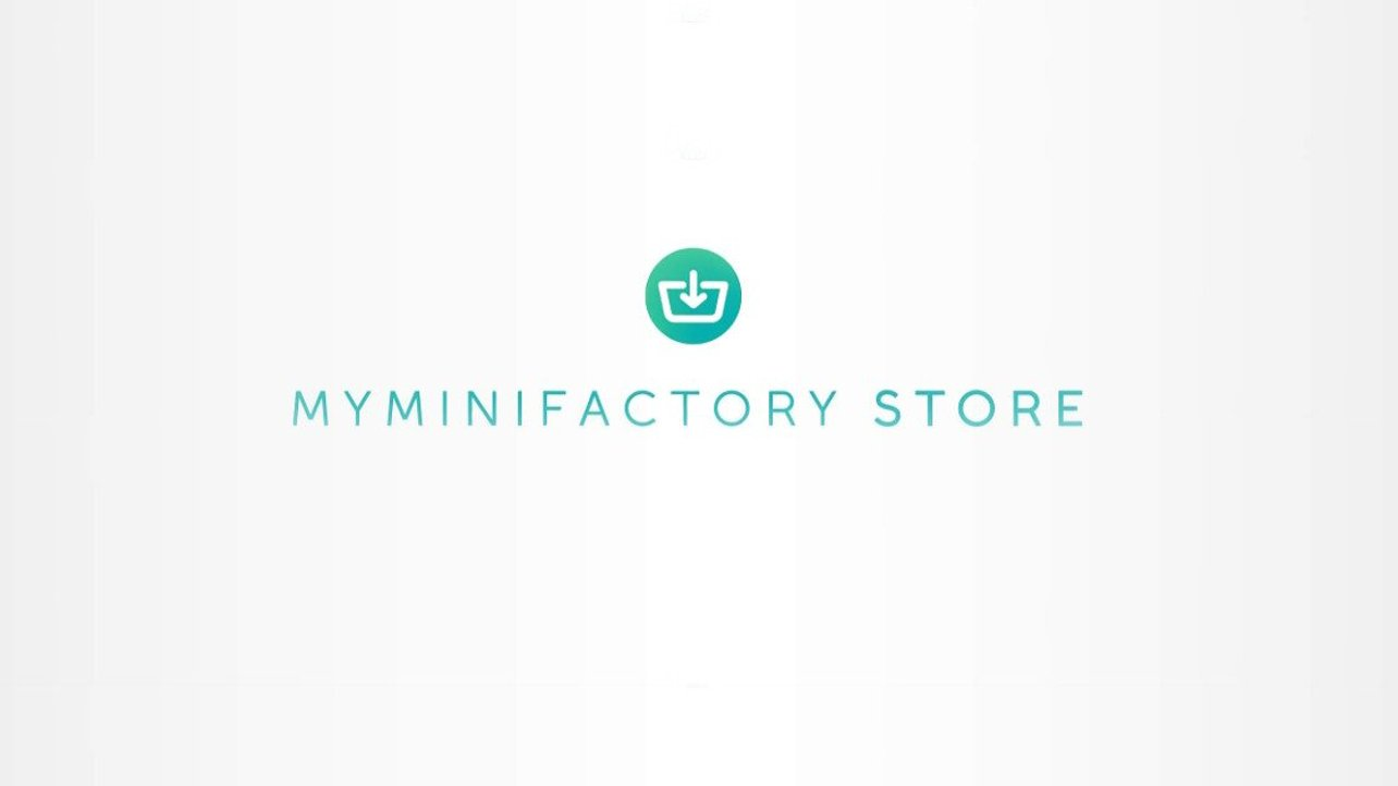 Featured image of [DEAL] 10% Off MyMiniFactory Store Orders