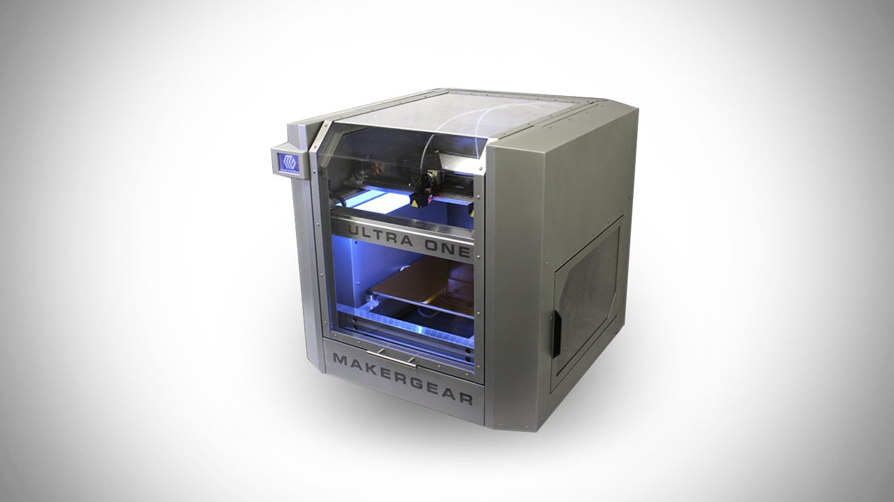 Featured image of MakerGear Unveils MakerGear Ultra One Industrial Series 3D Printer