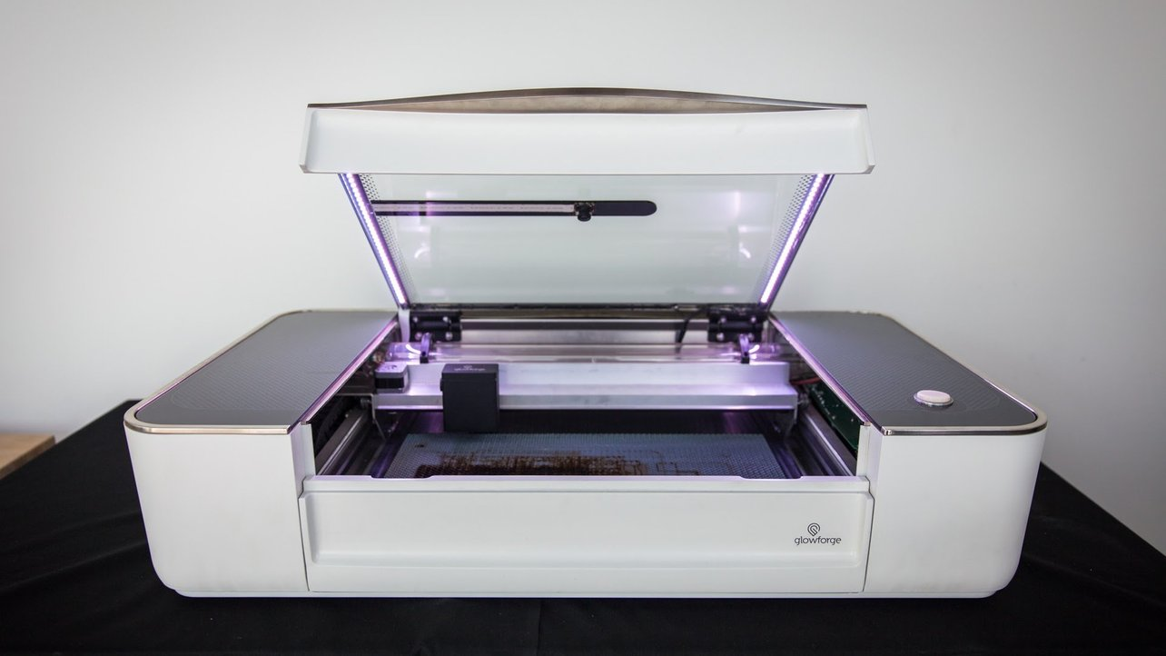 Featured image of Glowforge Basic Laser Cutter: Review the Specs