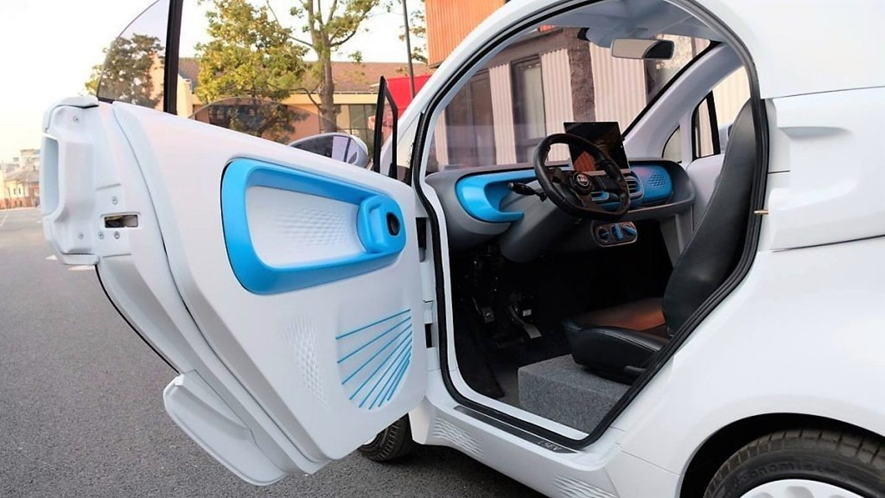 Featured image of 10 Coolest 3D Printed Cars