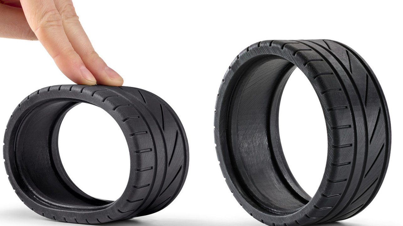 Featured image of 3D Print Rubber: Is Rubber 3D Printing Possible?