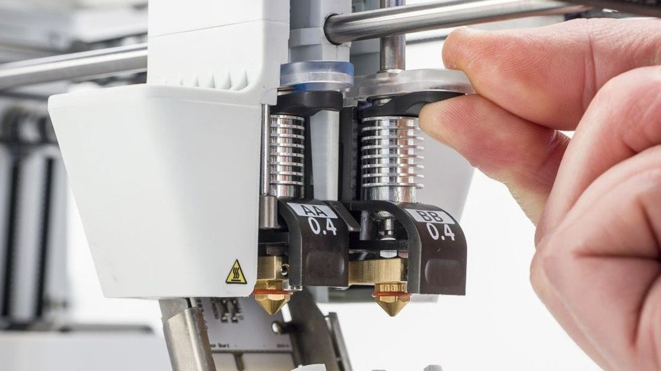 Featured image of Ultimaker 3 Nozzle – How to Replace Worn Parts