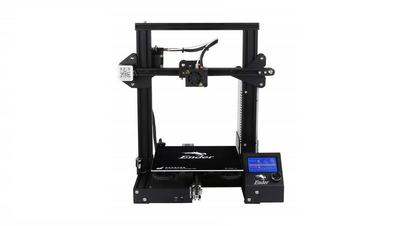 Image de l'en-tête de Imprimante 3D Creality Ender-3X – Caractéristiques techniques