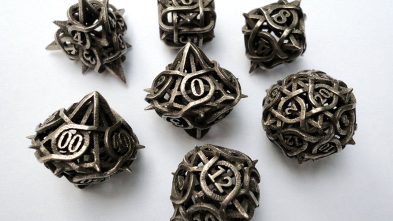 Featured image of 7 Best Sites for 3D Printed Dice