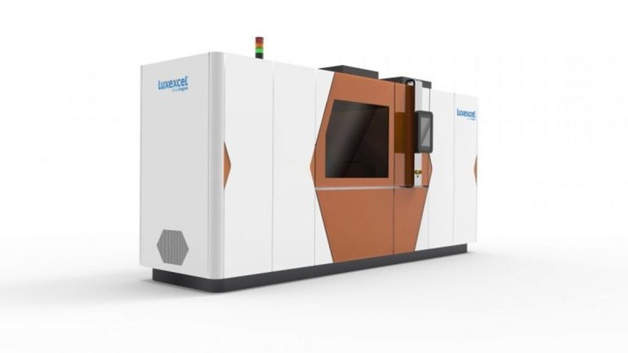 Featured image of Luxexcel 3D Prints 5,000 Ophthalmic Lenses in Last Year on VisionPlatforms