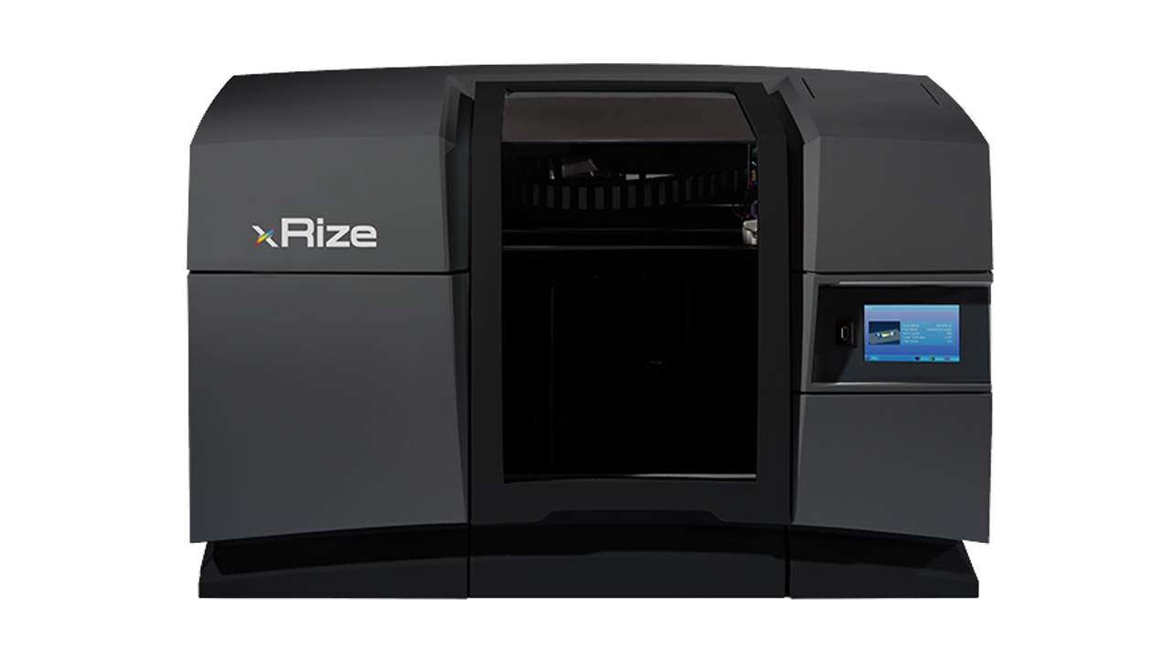 Featured image of Rize XRIZE 3D Printer: Review the Specs