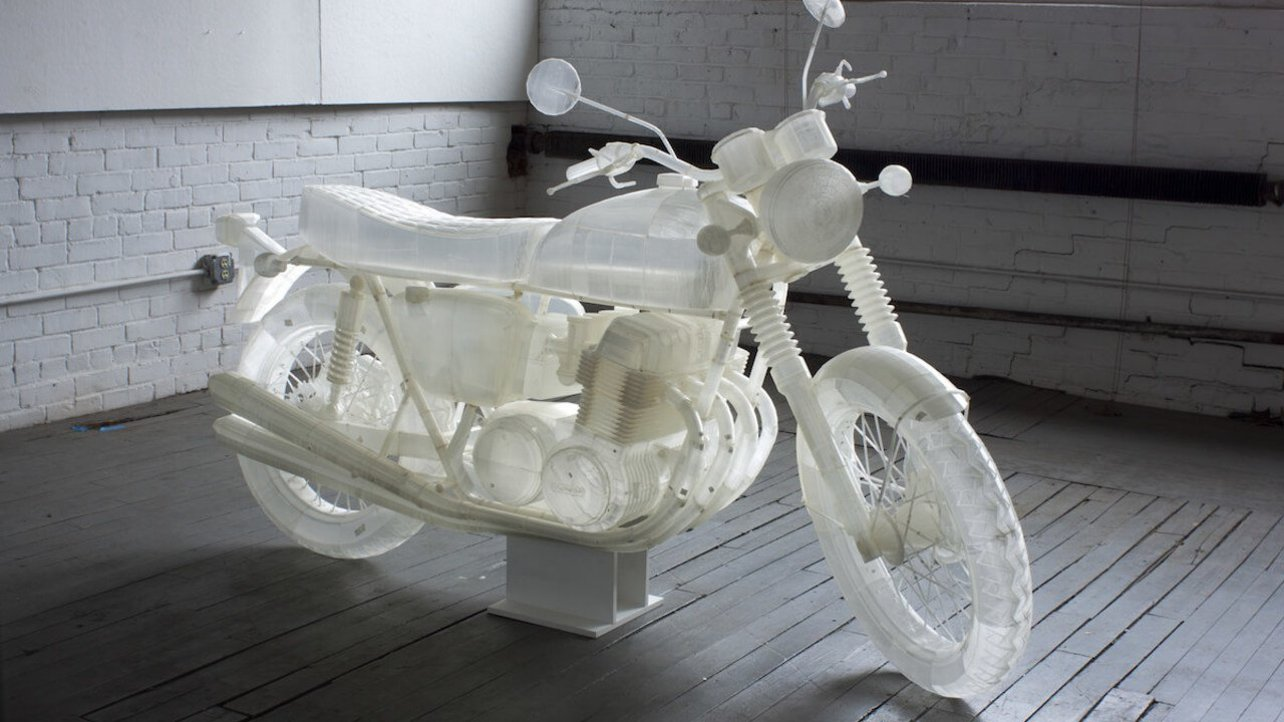 Featured image of 3D Printed Motorcycle – 5 Most Promising Projects