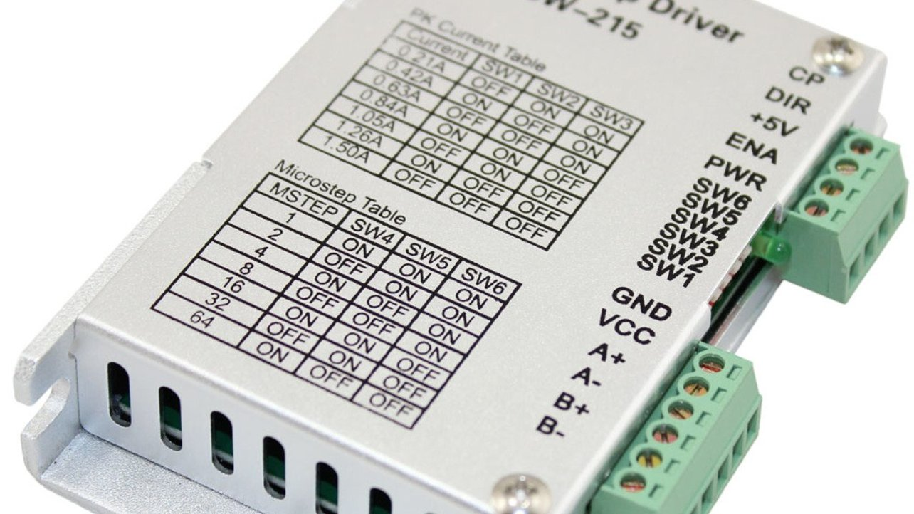 What's a Stepper Motor Driver & Why Do
