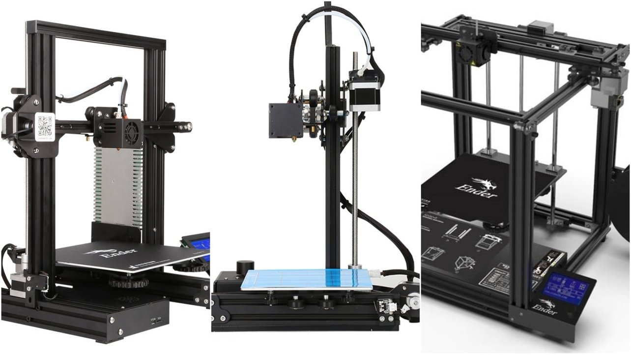 Featured image of Ender 3D Printer – Which Models Exist Right Now?