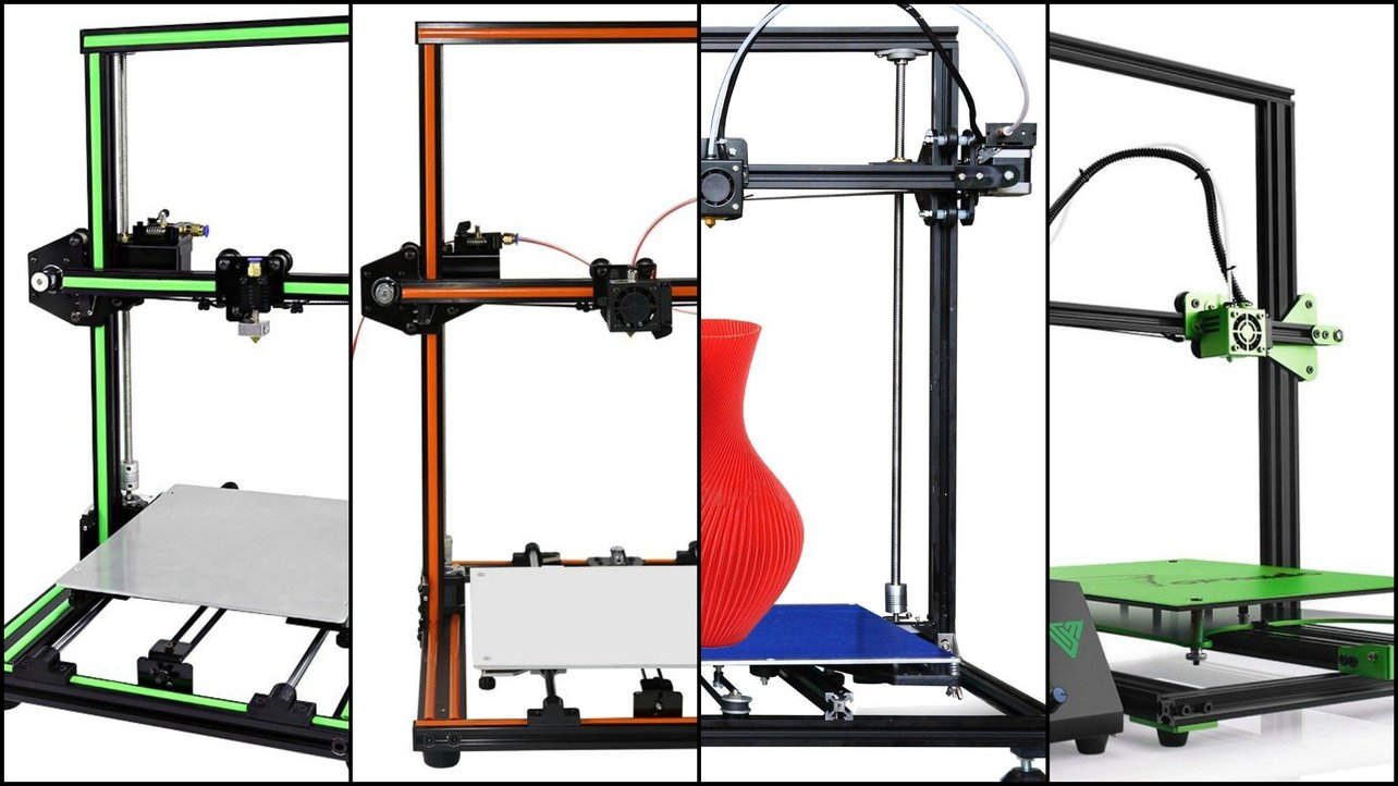 Featured image of 8 Best Creality CR-10 Clone Alternatives of 2018
