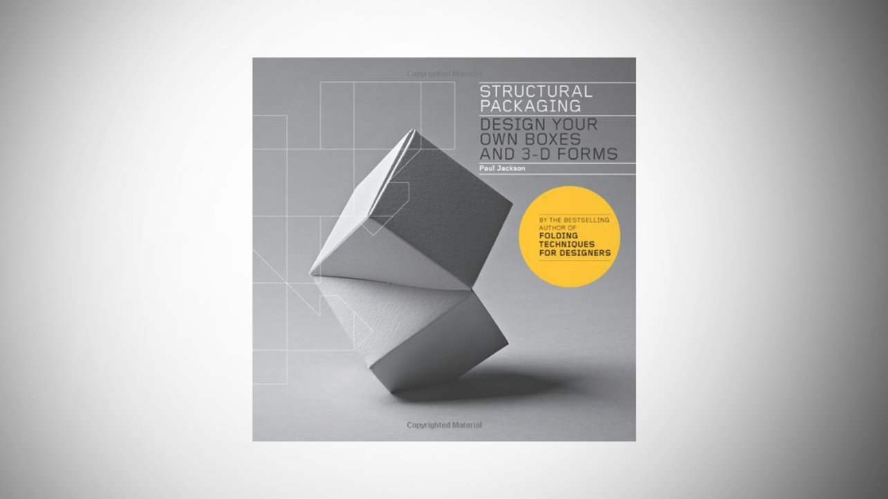 Featured image of [STUFF] Structural Packaging: Design Your Own Boxes and 3D Forms