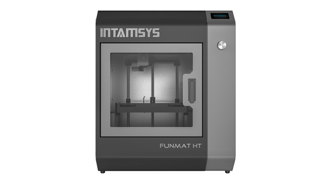 Featured image of 2019 Intamsys Funmat HT 3D Printer: Review the Specs