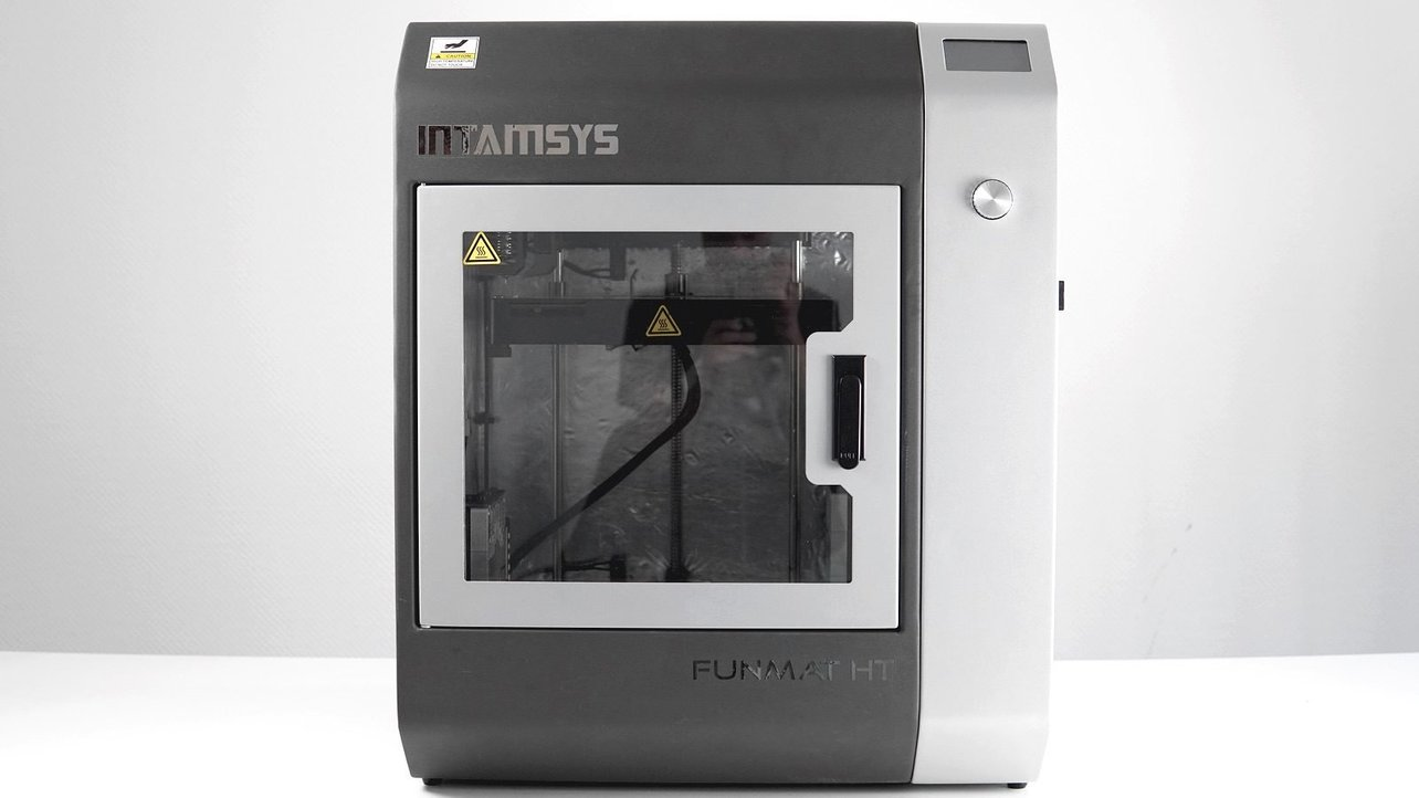 Featured image of 2020 Intamsys Funmat HT Enhanced Review