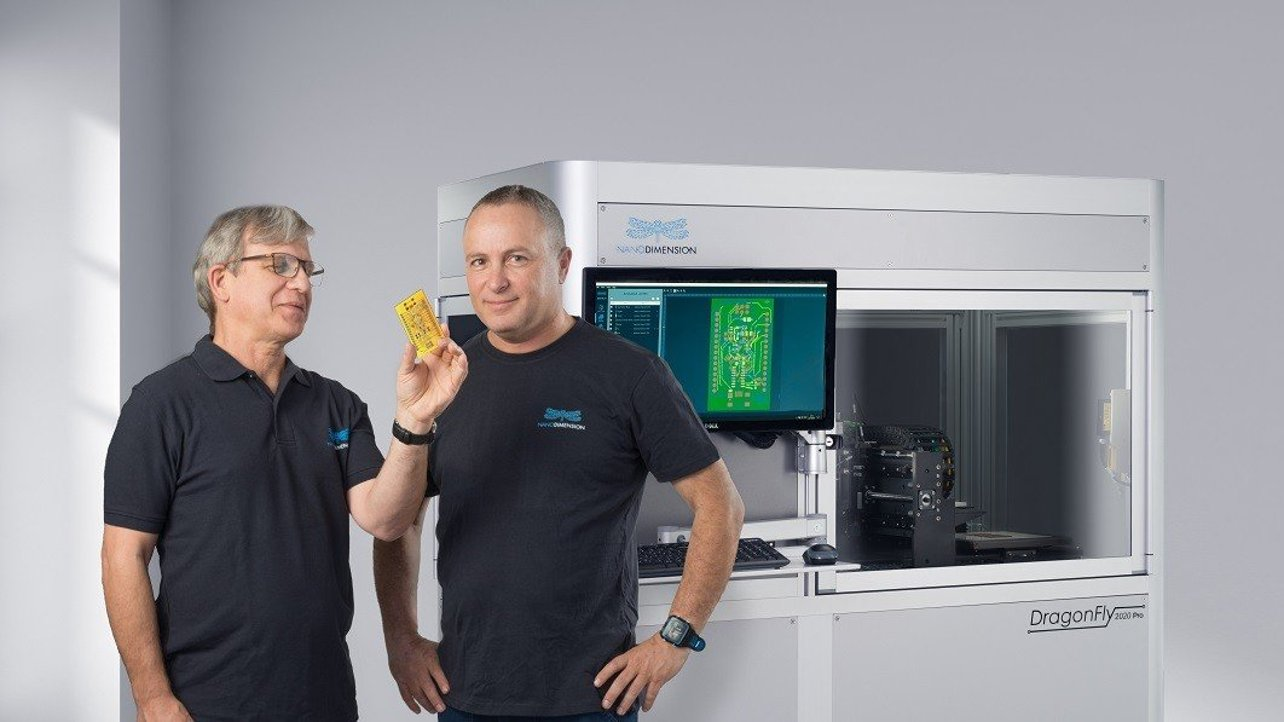 Featured image of Nano Dimension Cuts Workforce by 20% and Launches New 3D Printer