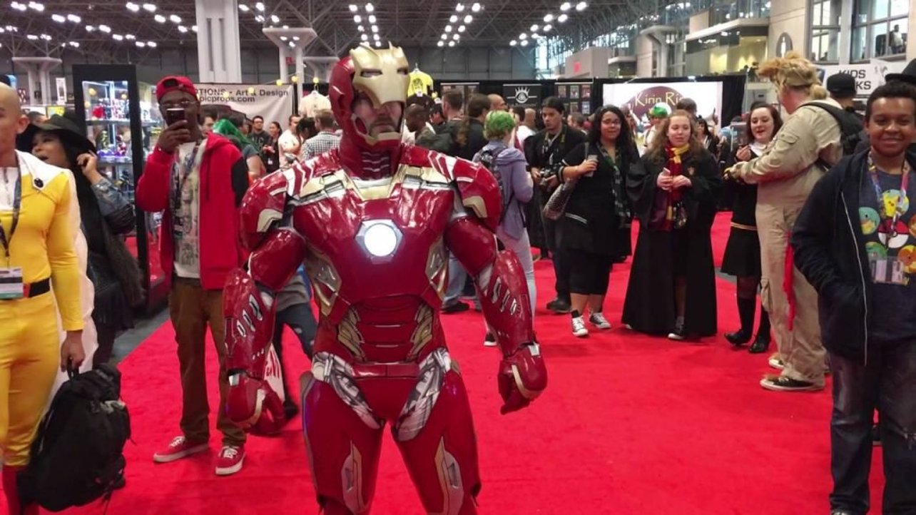 Featured image of Iron Man 3D Print: The Most Amazing Cosplay Props