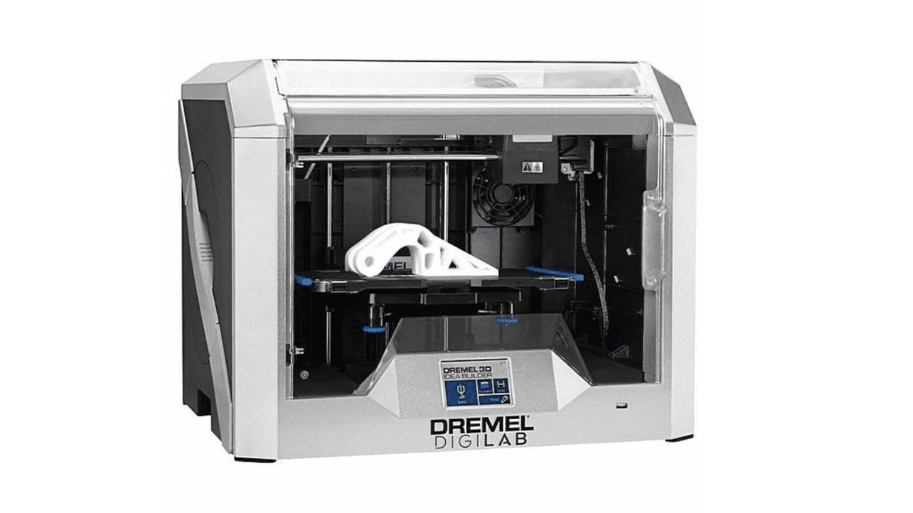 Featured image of 2019 Dremel 3D40 Flex 3D Printer – Review the Specs