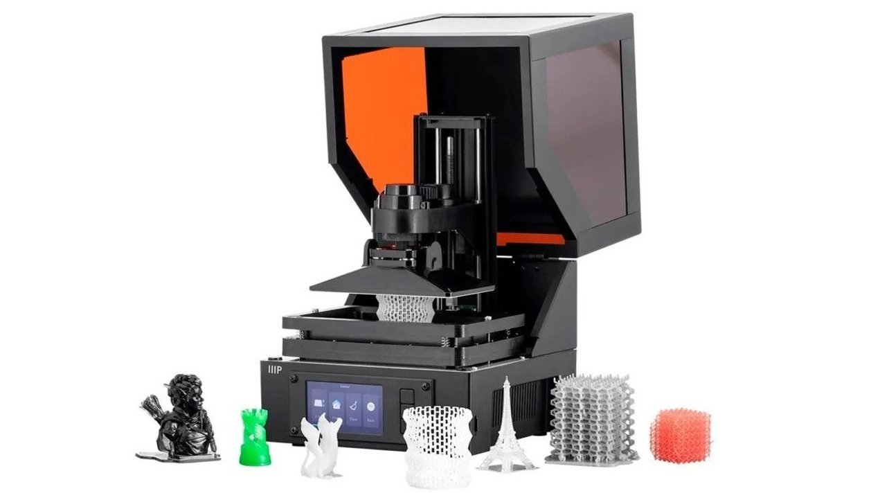 Featured image of Monoprice MP Mini SLA: Review the Specs