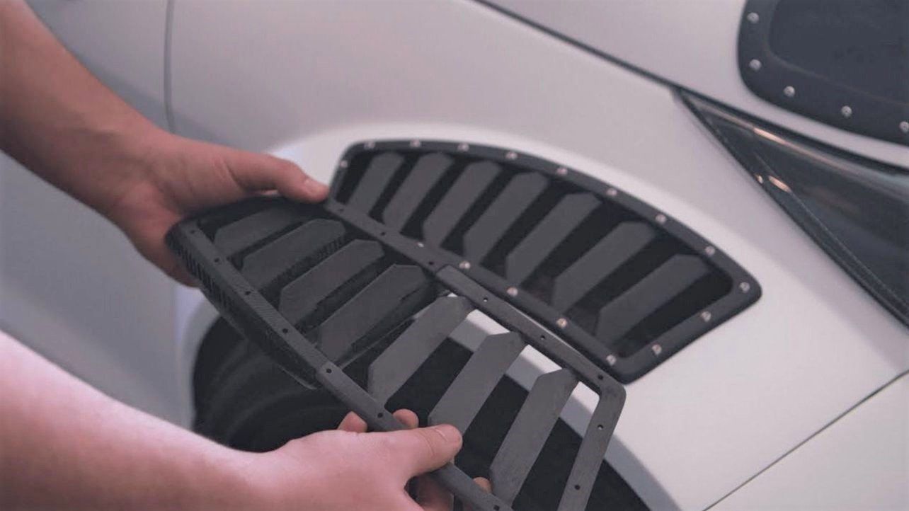 Top 3 Sites For 3d Printed Car Parts All3dp