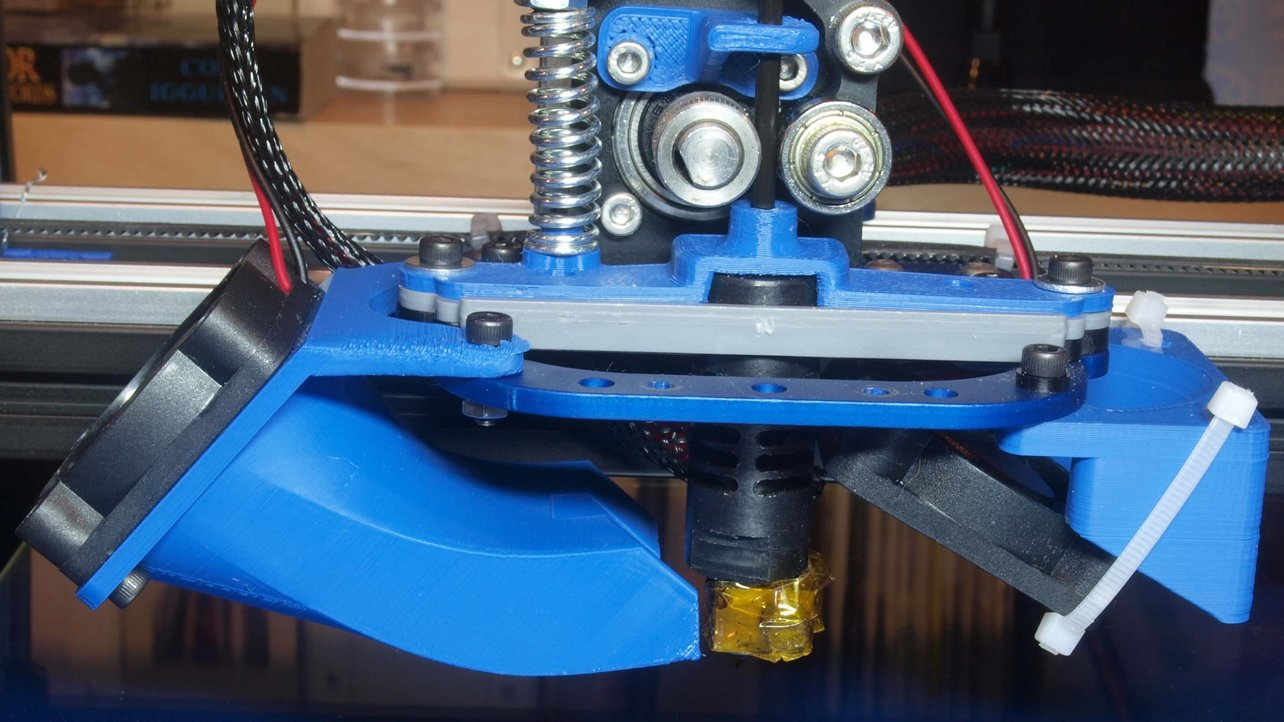 Featured image of 3D Printer Fan – Do I Really Need One?