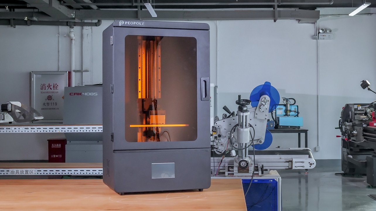 Featured image of 2019 Peopoly Phenom 3D Printer: Review the Specs
